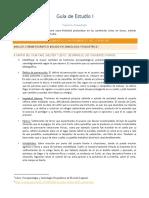 Guía de Estudio i pdf