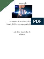 Julio Moreno - Energía Eléctrica Conceptos y Principios Básicos