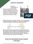 Principios Del Puente Chirajara