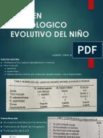 EXAMEN NEUROLOGICO EVOLUTIVO