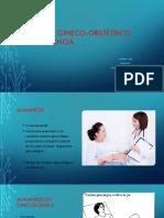 Examen Gineco-obstétrico en Urgencia