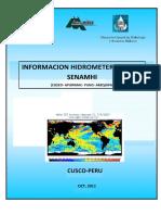 Estaciones Meteorologicas SENAMHI- Dic 2011 Ok