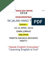 English Week Dokumentasi