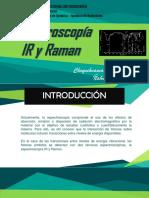 Raman vs IR