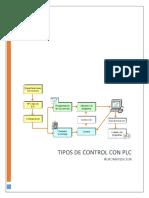 Tipos de Control Con PLC