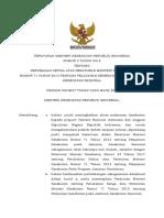 PMK No. 5 Th 2018 Ttg Pelayanan Kesehatan Pada JKN 1