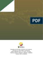 Estrategia Nacional Oso Andino - Ecuador