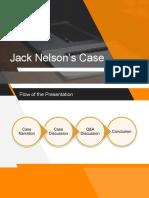 Jack Nelson's Case