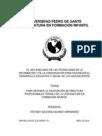 EL USO ADECUADO DE LAS TECNOLOGIAS DE LA INFORMACIÓN LA COMUNICACIÓN PARA FAVORECER EL DESARROLLO EDUCATIVO Y SOCIAL DE LOS ADOLESCENTES