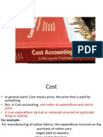 Cost Accounting 1