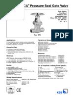 KSB Sicca HP Cast Gate Valve.pdf