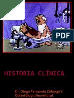 Historia Clinica Dr. Zuluaga.