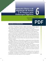 432 Digestiva Diversas Protocolo Clinico e de Regulacao Do Acesso Para Endoscopia Digestiva