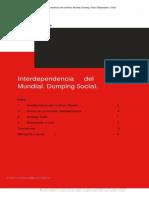 Clase1_pdf2 Interdependencia Del Comercio Mundial. Dumping Social.