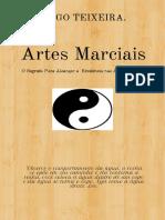 Livro o Segredo Para Alcancar a Excelencia Nas Artes Marciais