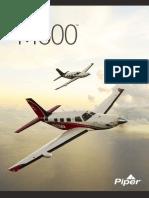 Piper PA-46 M600