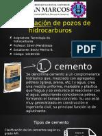 Cementacion de Pozos- Merino Borda, Becky