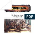 Mechanicus Gang