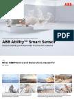 ABB Ability(tm) Smart Sensor external PPT
