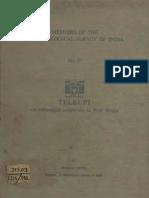 Memoirs of the Archaeological Survey of India No.76 - Debala Mitra