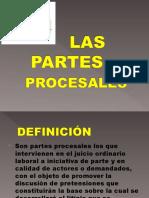 2 Las Partes Procesales (1)