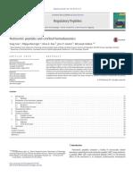 Natriuretic Peptides and Cerebral Hemodynamics Regulatory Peptides 2014 192 193-15-23