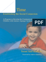 Giggle Time Establishing the Social Connection a Program to Develop the Communication Skills of Children With Autism Asperger Syndrome and Pdd