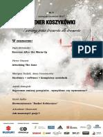 Magazyn Trener Koszykówki Nr 9 2018-2018