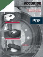 Accuride Wheels-Rim-Wheel Safety & Service Manual