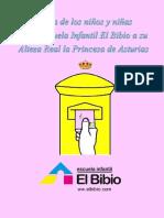Carta a La Princesa de Asturias