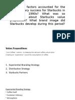 Starbucks Q1