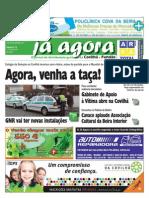 Já Agora, o jornal gratuito da Covilhã e Fundão, nº 79