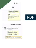 Oracle PL_SQL Fundamentals