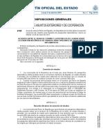 Acuerdo entre España y la India sobre pasaportes diplomáticos (2017)