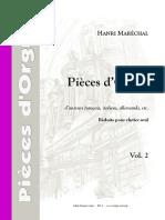 Pièces de Orgue - Revised by Henry Marechal - Vol. 2.pdf