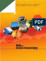 Guide Des Energies Renouvelables
