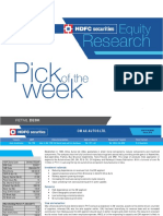 Omax Autos - Pick of the Week - 090418