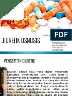 Diuretik Osmosis