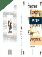 FERGUSON, K., Stephen Hawking. Su vida y su obra, 1992
