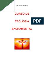 Teología Sacramental 2001