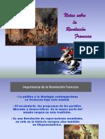Revolución Francesa Notas