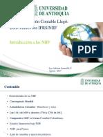 Introducción a Las NIIF