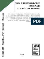 04029044 LYNCH - Rosas y Las Clases Populares
