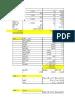 Load Schedule Toa Nha