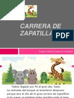 Carrera de Zapatillas
