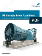 Axial Fan Brochure PF