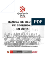 ICF-RD N 023-09 - Manual de Medidas de Seguridad en Obra