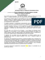 Decreto presidencial que regula o regime juridico sobre o trabalho domestico (1).pdf