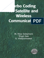Turbo Coding for Satellite and Wireless Communications - 2002 -Soleymani