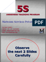 5spresentationfrommattcons-110905075120-phpapp01